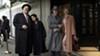 L-R, John Reilly, Shirley Henderson, Steve Coogan, and Nina Arianda star in <i>Stan & Ollie</i>.