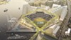 The proposed ballpark at Howard Terminal passed a legislative hearing.