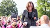 Sen. Kamala Harris raised the fifth-highest in presidential campaign contributions received during the second quarter of this year.