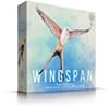 Wingspan features beautiful artwork.