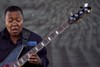 Meshell Ndegeocello showcased her bass skills and dynamic vocal abilities.
