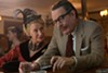 Helen Mirren and Bryan Cranston star in <i>Trumbo</i>.