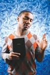 Lil B's based philosophy teaches positive thinking and respect for all living things.