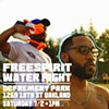 Celebrate Beejus' Album Release at a Water Fight at DeFremery Park
