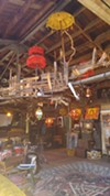Inside Ghost Ship