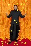 Namit Das as Dubey in the world premiere musical of <i>Monsoon Wedding,</i> based on the acclaimed film directed by Mira Nair.