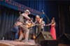 """Mark O'Connor featuring the O'Connor Family Band performs at Freight & Salvage in Berkeley, our Readers' Poll winners for """"Best Place for Local Music."""""""