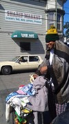 A still image from the video shoot on July 10, when Zion I and his crew was robbed at gunpoint.