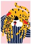 Egle Zvirblyte's 'Girl, Tiger, Tiger'.