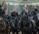 Saoirse Ronan, Margot Robbie Tangle in 'Mary Queen of Scots'