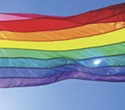 Rainbow Flag Flap Unfurls Across East Bay