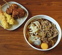 Marugame Serves Udon, Cafeteria Style