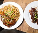 At Burma Bear, the Barbecue Comes with a Side of Burmese Garlic Noodles