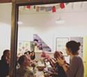 Oktoberfest Potluck at Victory Kitchen