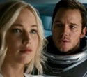 <i>Passengers</i> Chris Pratt and Jennifer Lawrence Go On a Blind Date in Space