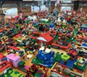 Build Fruitvale out of 40,000 LEGO® Bricks