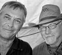 Stewart Harvey and Larry Harvey Talk About Burning Man
