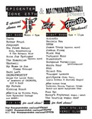 Epicenter 25th Anniversary & Reunion Show