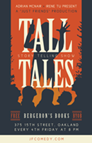 Tall Tales: Free Storytelling & Comedy Show