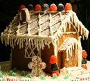 Teen Gingerbread House Competition