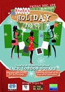 Holiday Pop Up at Jack London Square