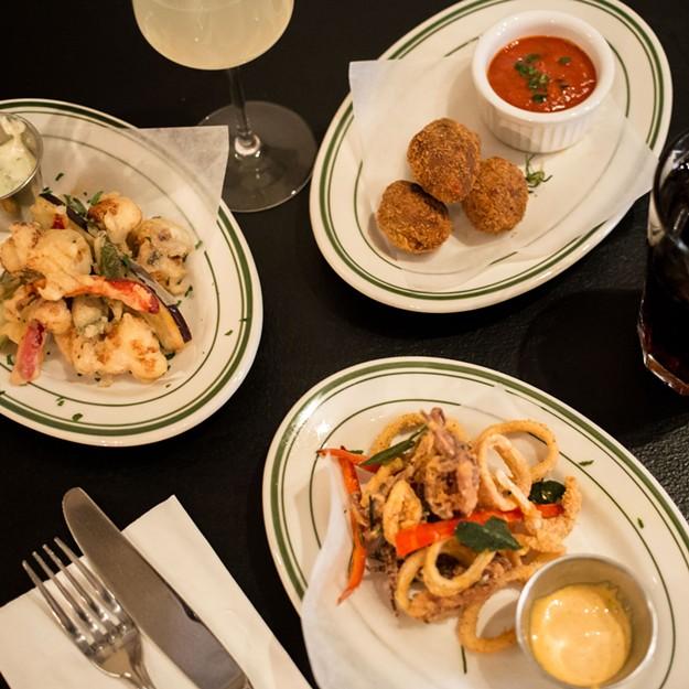 Best Italian Food Oakland
