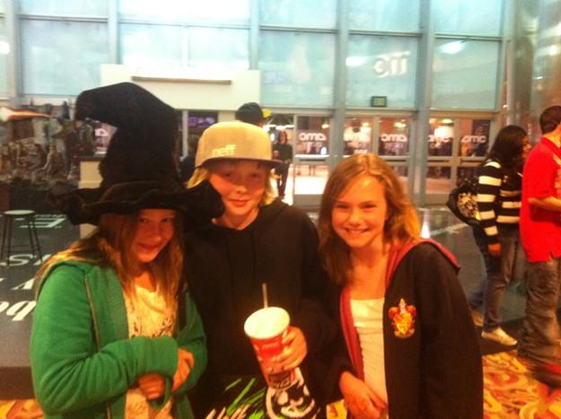 Harry Potter 7, Part 2 at the AMC Bay Street