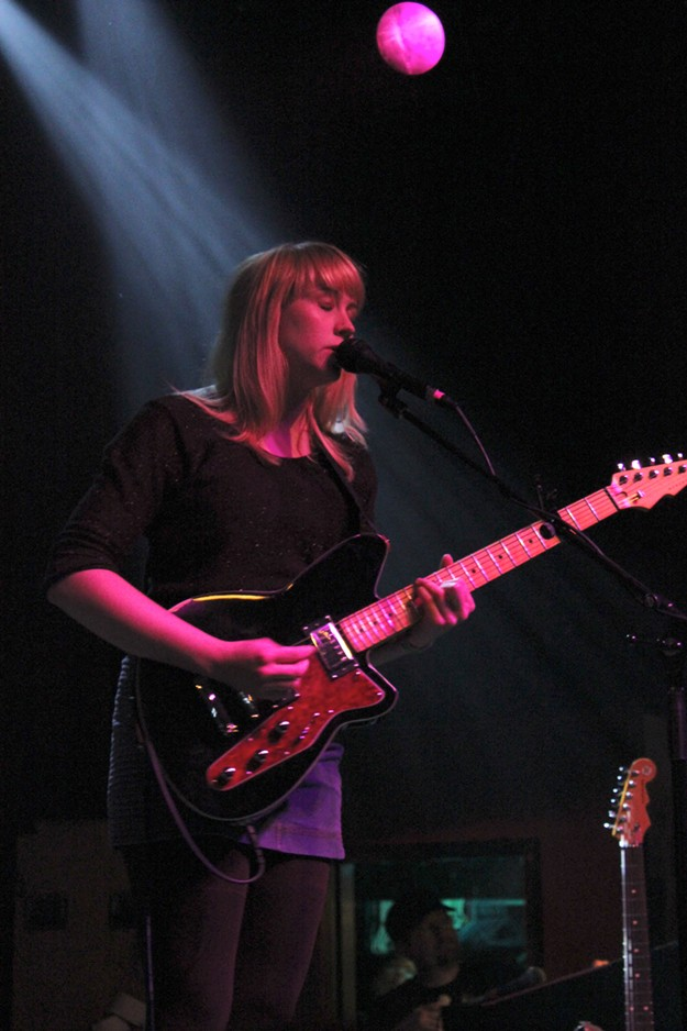 Wye Oak and Sea of Bees, 2/24 at the Independent