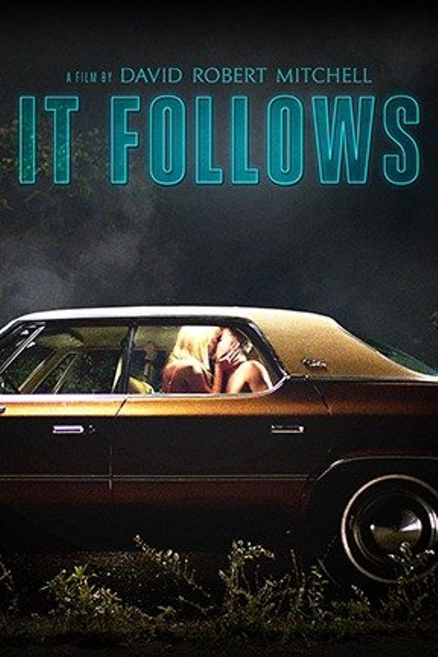 an review of the horror thriller it follows by david robert mitchell and analysis of the sexual tran The guardian - back first look review under the silver lake review – it follows director bellyflops david robert mitchell's film shows the dangers of a.