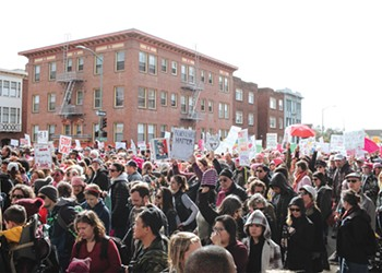 The East Bay Helped Lead The Resistance Against Trump
