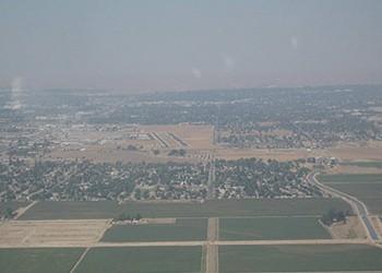 Fertilizer Is Fouling California's Air