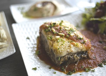 In San Leandro, Moussaka Mediterranean Kitchen Shines with Refined Execution
