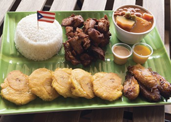La Perla Serves Puerto Rican Food with Soul