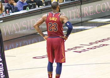 Why Warriors Fans Love and Hate LeBron James