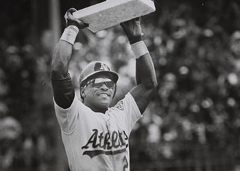 The Oakland Museum of California's Newest Exhibit Celebrates 50 Years of the Oakland Athletics