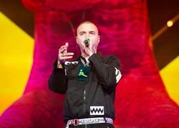Review: J Balvin Proved Why He's One of the World's Biggest Latinx Acts at Oracle Arena