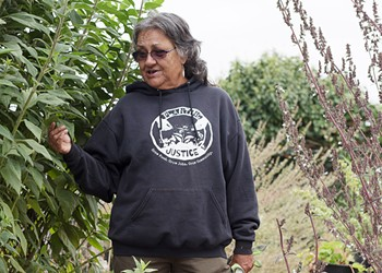 Oakland Organic Gardener Wins Battle Against Roundup