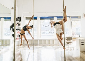 Oakland Pole & Dance: A Safe Space for Sexual Exploration