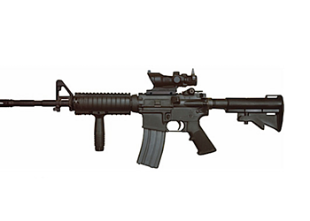 Fully Automatic Rifle Among Weapons Stolen from Federal ATF Agent's Vehicle Outside Oakland Federal Building