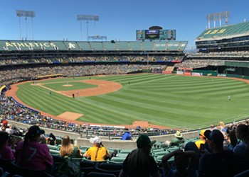 Monday's Briefing: Alameda County is getting out of the sports business; A's to buy half of Coliseum for $85M