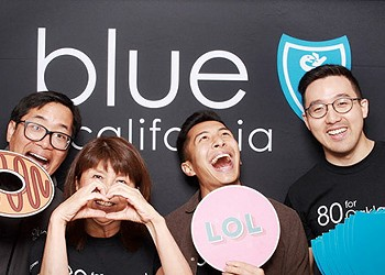 Blue Shield Is Picture-Perfect at StreetFest