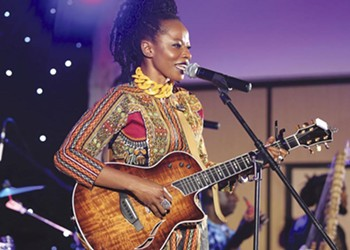 Natu Camara's Songs of Healing