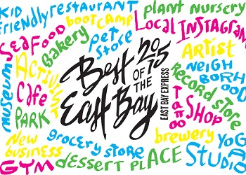 Vote for the Best of the East Bay 2015!