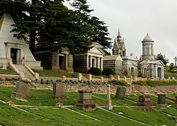 A City for the Dead — and the Living