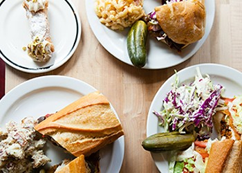 Fall into a Plant-Based Food Coma at The Butcher's Son