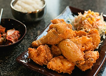 Gangnam Tofu Proves that Tofu and Korean Fried Chicken Are a Winning Combination