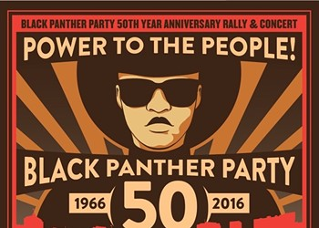 A Dozen Don't-Miss Black Panther Party 50th Anniversary Events