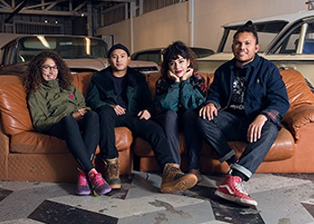 Oakland Terminal, A Haven for Young Artists, Reborn
