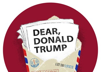 To Donald Trump, From Bay Area Women: Essays For The 45th U.S. President