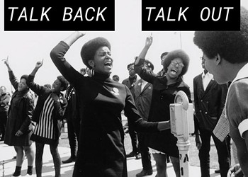 <i>Women Talk Back, Talk Out</i> at CTRL+SHFT Collective
